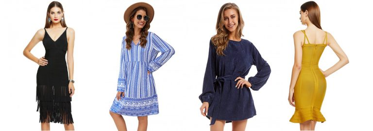 Look Chic in These Fashion Dresses in Summer